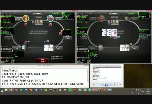 NL100 Live - doskonalenie gry z cutoffa oraz buttona