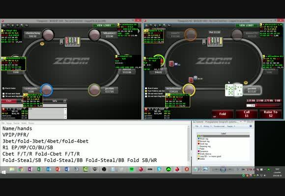Sesja na żywo na NL100 Zoom