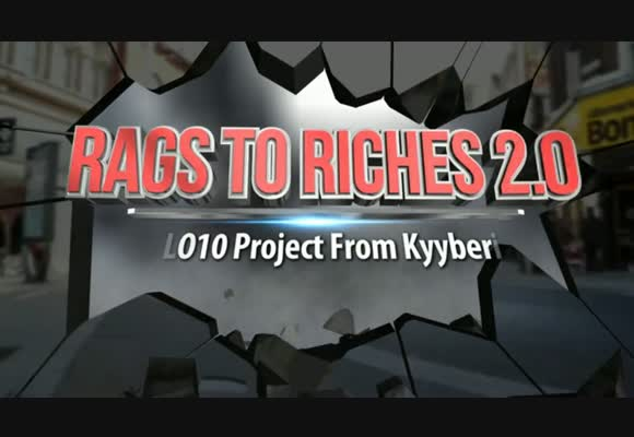 From Rags to Riches PLO Challenge 2.0