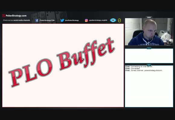PLO Buffet - How to Learn PLO, When to Be Aggressive & How to Deal with Math