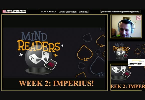 Mind Readers - Control Your Opponents with Your Reads (2)