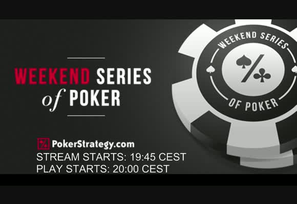 Weekend Series of Poker Live Commentary (03/07)