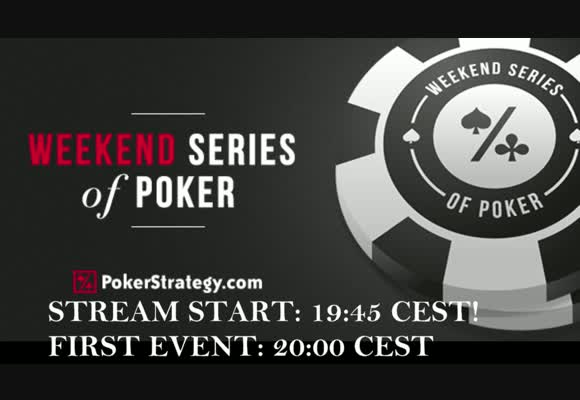 Weekend Series of Poker Live Commentary (25/06)