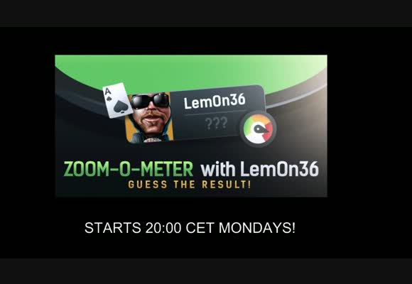 Zoom-o-Meter with LemOn36 - NL5