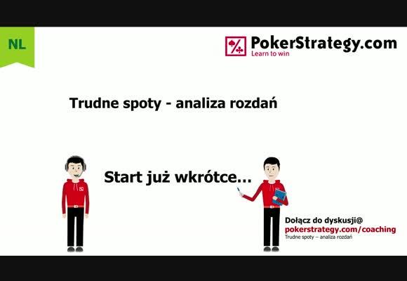 Trudne spoty - 4bet
