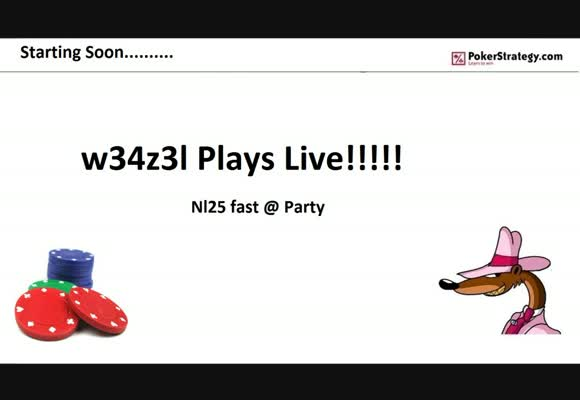 NL25 fastforward with w34z3l