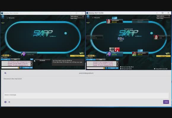 Live Cash Game Session with w34z3l