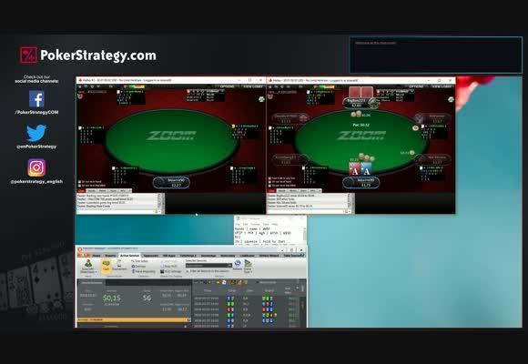 Po limitach do celu - NL2 Zoom Poker