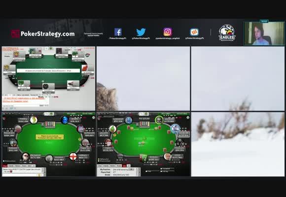 Wombat i finałowy stół na PokerStars