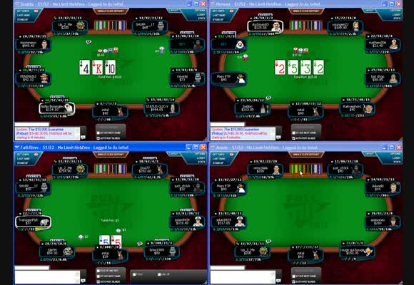 No Limit $200 SSS - Abrindo o Range da Open Raise - Parte II