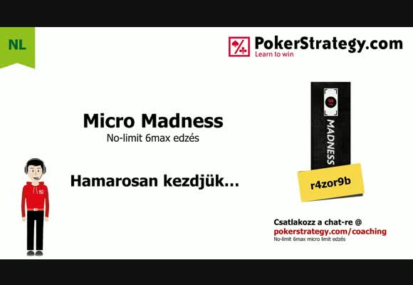 Micro madness - leakfinder NL10 6max 03.03.