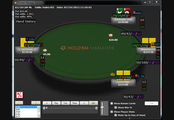 NL SSS $1000/5000 CAP SH/HU