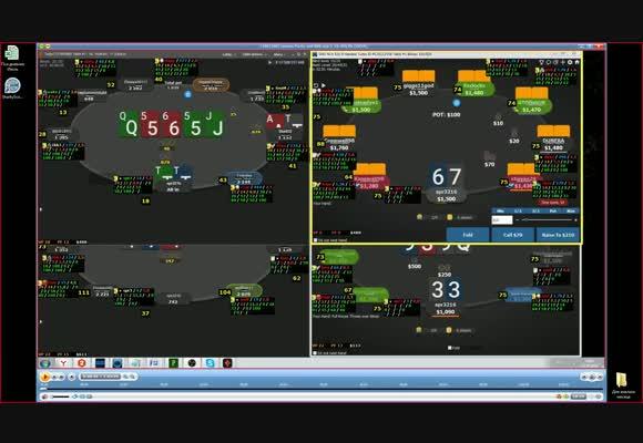 SNG c СhDenis – Разбор игры spr3216