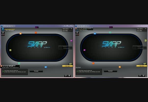 NL $50 Snap на 888 с IronPumper, часть 2