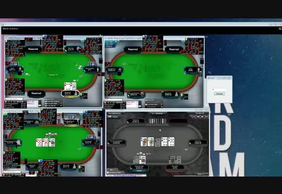 NL $200 с IronPumper - Игра 3-max и 4-max, часть 1