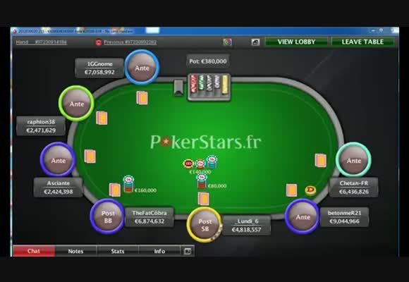 MTT $250 FR, 500k GTD, финальный стол, часть 7