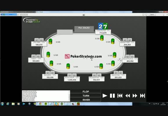 Анализ MTT $109 Turbo с LuckyLukePS, Финальный стол, часть 3