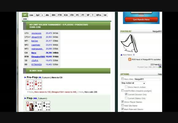 Nazgul анализирует игру pleno1