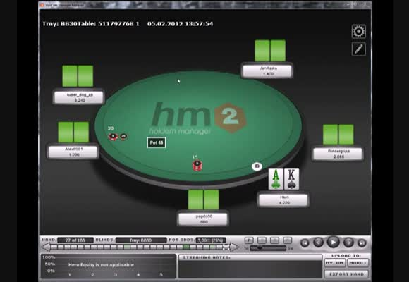 Перевод SNG $1.5 FR, Обзор SNG на PokerStars, часть 2