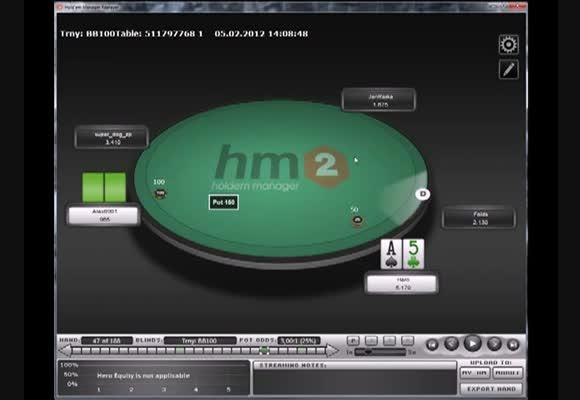 Перевод SNG $1.5 FR, Обзор SNG на PokerStars, часть 3
