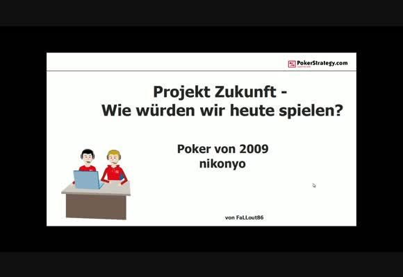 Проект 'Будущее' - 2009 и сегодня, часть 1