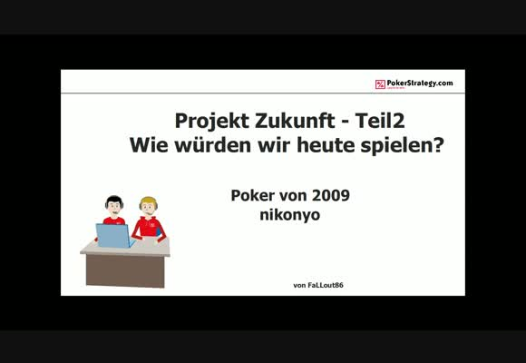 Проект 'Будущее' - 2009 и сегодня, часть 2