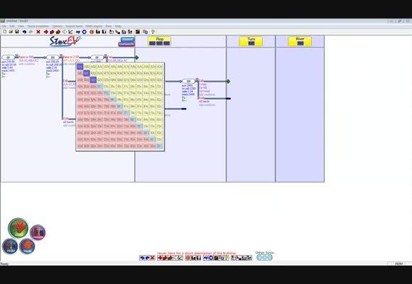 No-Limit, Работа с программой CardrunnersEV, часть 2