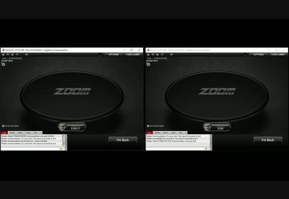 Oblioo на NL $200 Zoom SH, часть 1