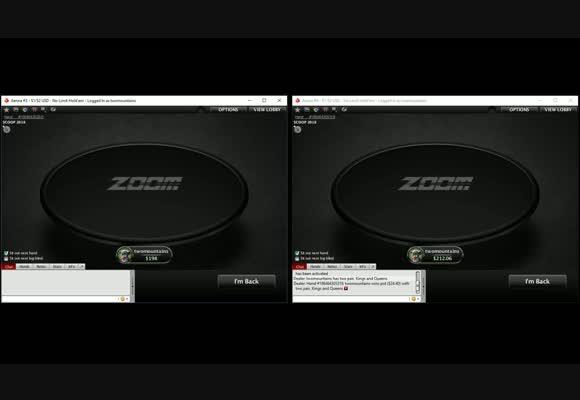 Oblioo на NL $200 Zoom SH, часть 2
