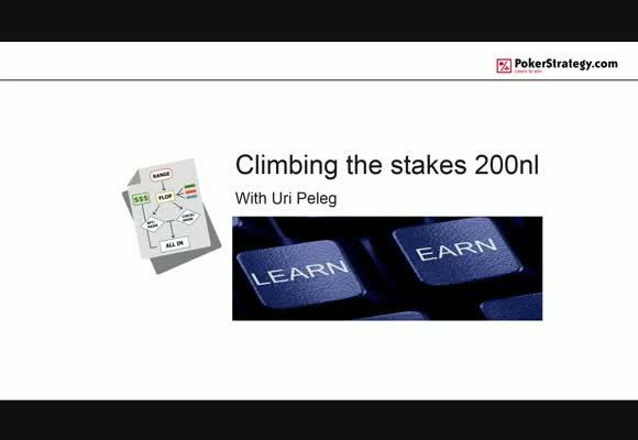 NL $200 SH, Подъём по лимитам с Ури Пелегом, часть 4