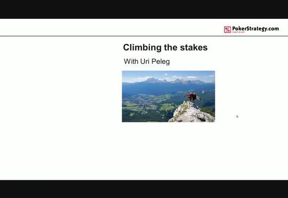 Подъём по лимитам с Ури Пелегом - Размышления о средних лимитах, часть 5