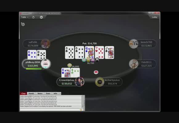 Финальный стол WCOOP $102k с subito2k - Их осталось шестеро, часть 2