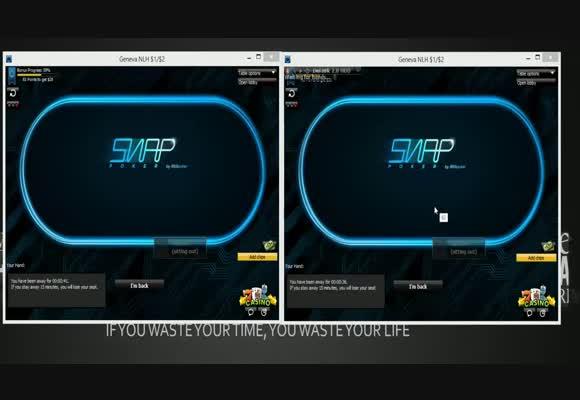 Живая сесия Snap Poker NL $200 SH с TruffleBoy
