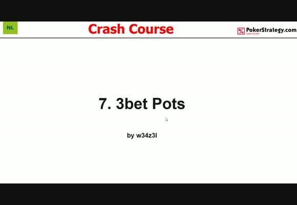 Крэш-курс от w34z3l - 3-бет-банки, часть 7