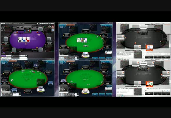 Микс лимитов и покер-румов