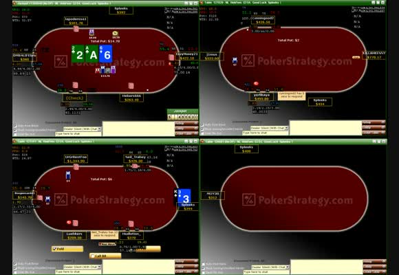 NL $400 Shorthanded