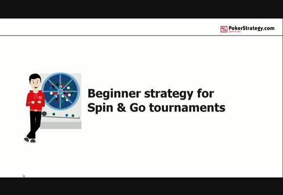 Spin & Go Beginner Strategy