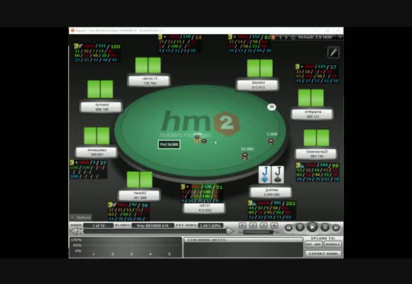 $1,050 Sunday Grand Review - The Final Table