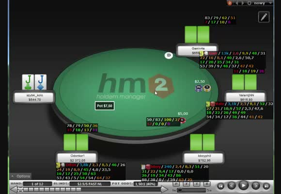 Festiwal Filmowy - Zoom mid stakes PokerStars review