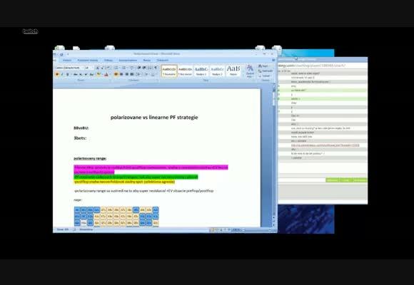Záznam coachingu - TLN, 26.9. 2013