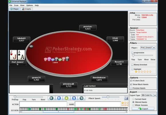 Tomsom87 Reviews: $8 180-man Turbo with Prof_Green2: Final Table