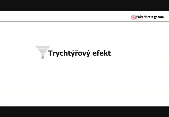 Hand reading: Trychtýřový efekt