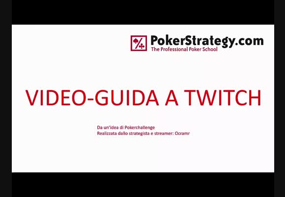 Video-Guida a Twitch