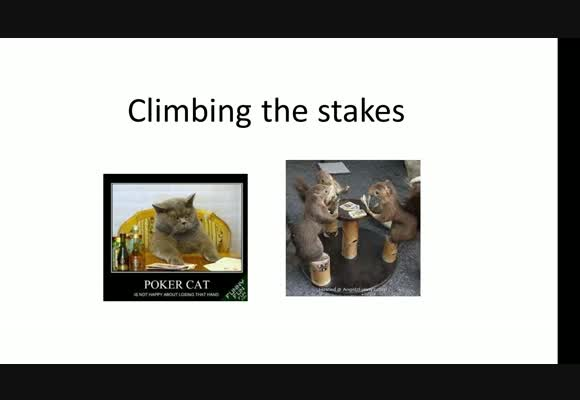 Climbing the Stakes - When The Things Are Getting Tougher