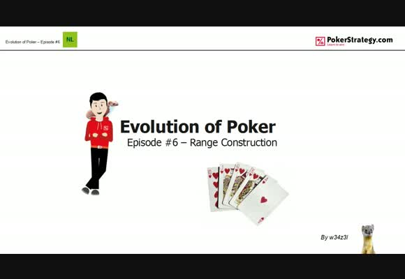 Evolution of Poker - Range Construction
