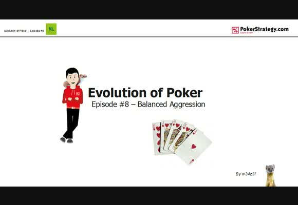Evolution of Poker - Balanced Aggression