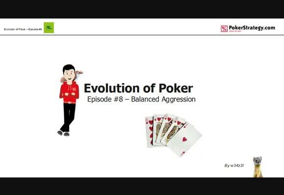 Evolution of Poker - Balanced Aggression