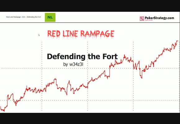 Red Line Rampage - Defending the Fort
