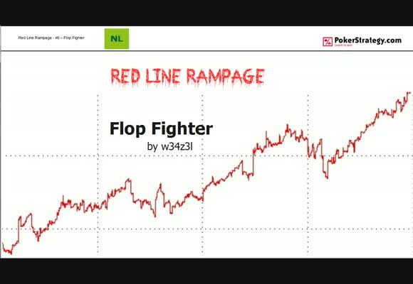 Red Line Rampage - Flop Fighter