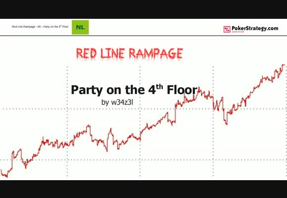 Red Line Rampage - Party on the 4th Floor